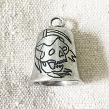 Load image into Gallery viewer, Ride or Die Reaper Hand-Engraved Guardian Bell