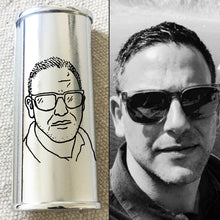 Load image into Gallery viewer, Custom-Engraved Lighter Sleeve