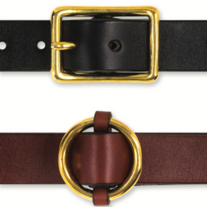 Sample Sale - Various Styles Belt - Blake Goods - English Bridle Leather Belt
