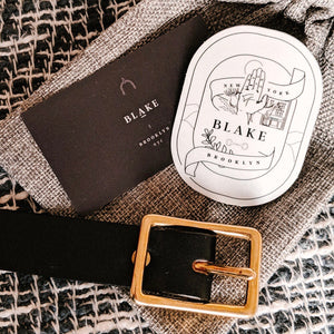 Gift Card Gift Card - Blake Goods - English Bridle Leather Belt