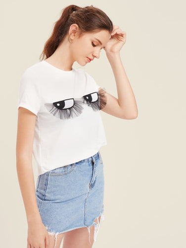 Eyes on me T shirt