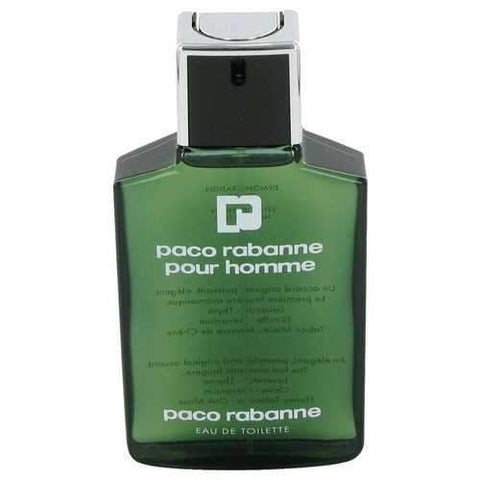 PACO RABANNE by Paco Rabanne Eau De Toilette Spray (Tester) 3.4 oz (Men)