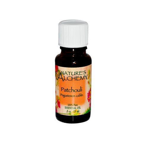 Nature's Alchemy 100% Pure Essential Oil Patchouli (0.5 fl Oz)