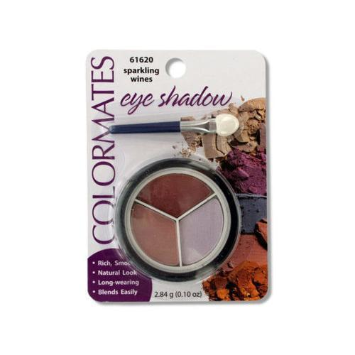 Colormates Sparkling Wines Eye Shadow Compact ( Case of 96 )