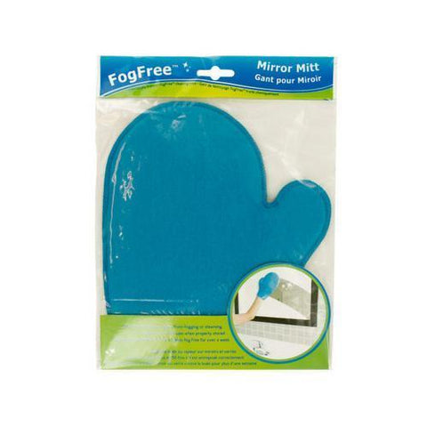 Fog Free Mirror Mitt ( Case of 48 )