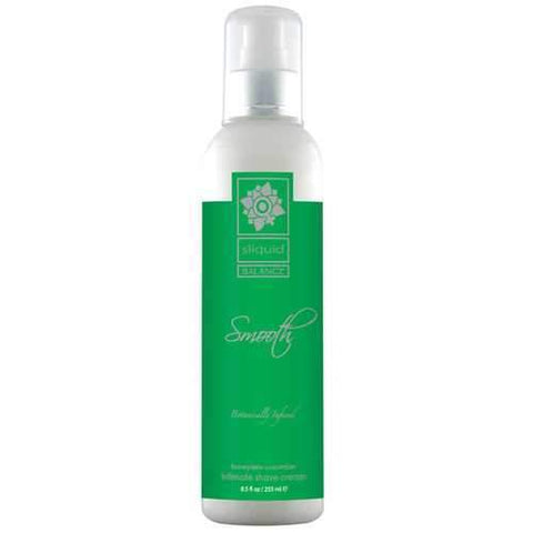 Sliquid Balance Smooth Shave Cream - 8.5 oz Honeydew Cucumber
