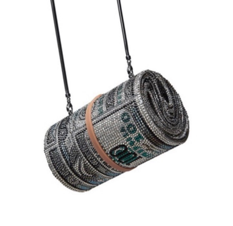 Bank roll bag