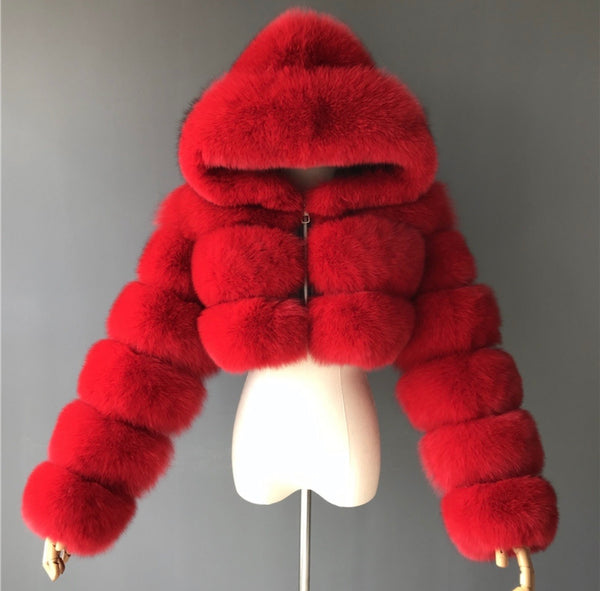 Red Hooded Ride ( PRE-SALE/COATS SHIP OCTOBER 5)