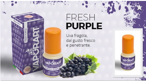 Liquidi vaporart Fresh Purple 10 ml