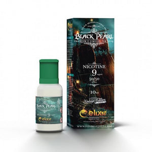 Delixia BLACK PEARL liquido pronto 10ml
