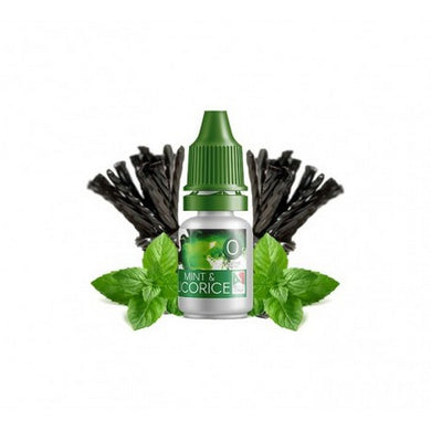 Liquidi pronti delixia 10 ml mint & licorice