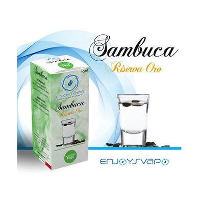 Liquido Enjoy svapo Sambuca 10 ml