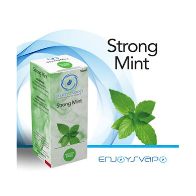 Liquido Enjoy svapo Strong mint 10 ml
