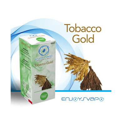 Liquido Enjoy svapo Tobacco Gold  10 ml