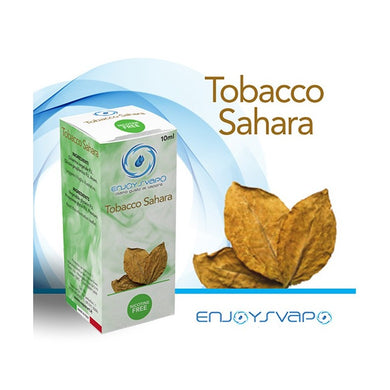 Liquido Enjoy svapo Tobacco Sahara 10 ml