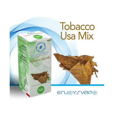 Liquido Enjoy svapo Tobacco Usa mix 10 ml