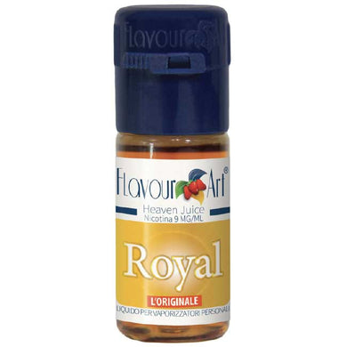 Liquido pronto FLAVOURART ROYAL 10 ml