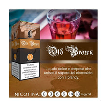 Liquido pronto LOP Brandciok/Old Brown 10 ml