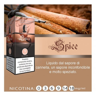 Liquido pronto LOP Cannella/ Spice 10 ml