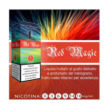 Liquido pronto LOP Red Magic 10 ml