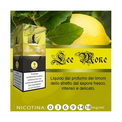 Liquido pronto LOP Limone di Messina/ Lee Mone 10 ml
