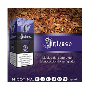 Liquido pronto LOP Tabacco Intenso 10 ml