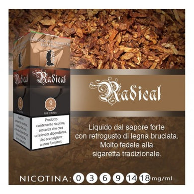 Liquido pronto LOP Tabacco Radical 10 ml
