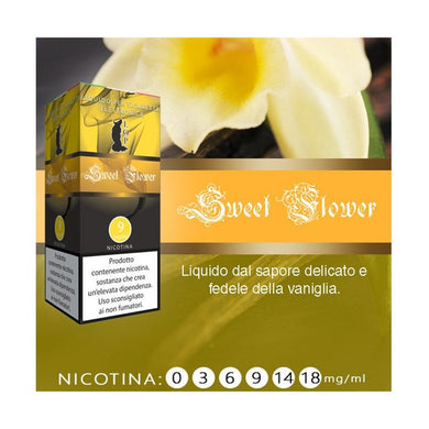 Liquido pronto LOP Vaniglia/ Sweet Flower 10 ml