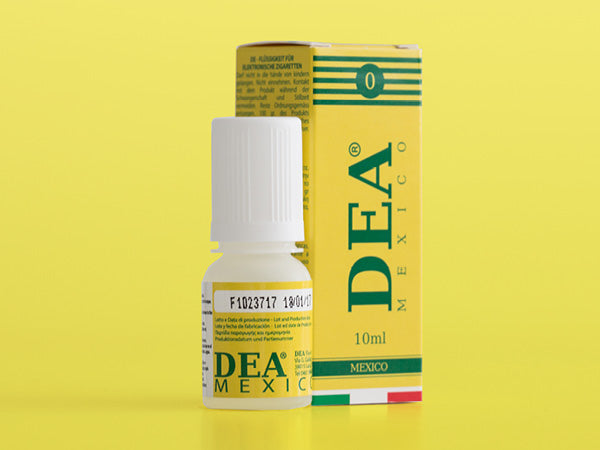 Liquido pronto dea Flavour Mexico 10 ml