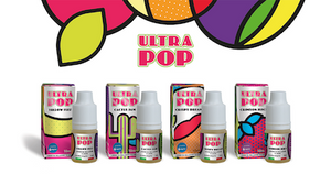 Liquido pronto  Ultra Pop CRIMSON JUICE 10 ml