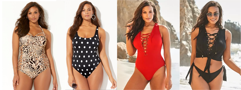 The Best Plus Size Swim Suits of 2020: Ashley Graham