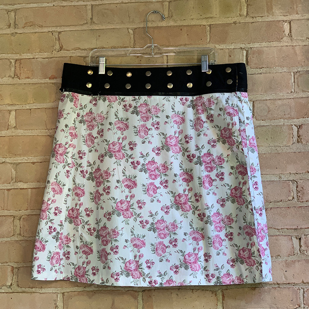 Annie Reversible Skirt - one item fits sizes 2X and 3X