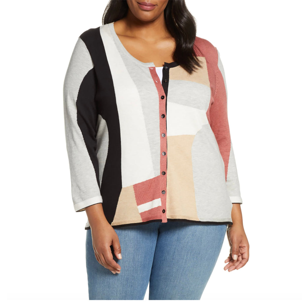 NIC + ZOE Come Together Cardigan