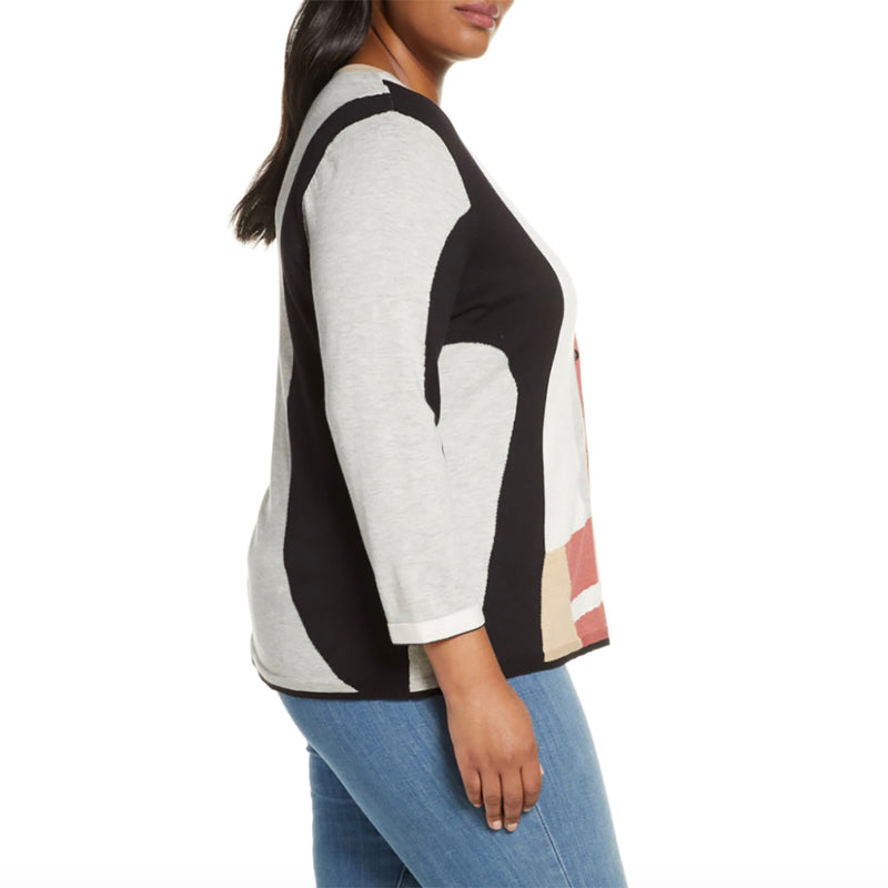 NIC+ZOE Plus Size sweater