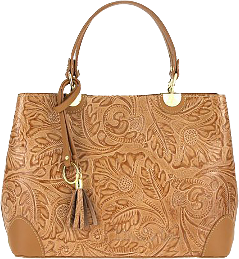 Dalida Bag - Genuine Italian Leather