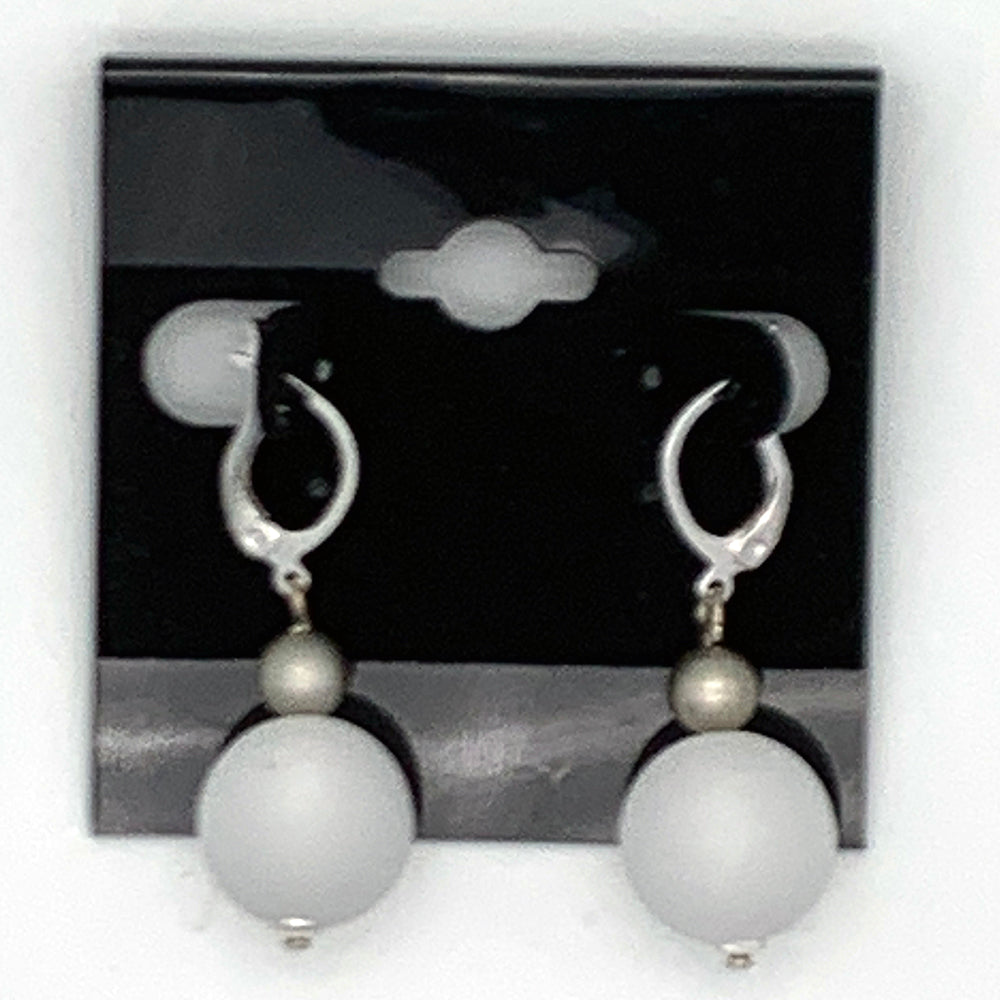 Drop Earrings by ADI / Philadelphia Museum of Art