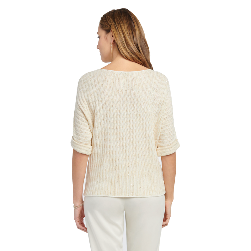 Glow for It Sweater by NIC+ZOE - Plus sizes