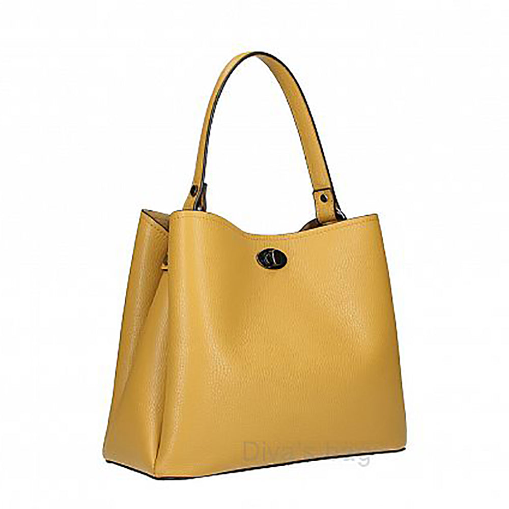 Minerva Bag - Genuine Italian Leather