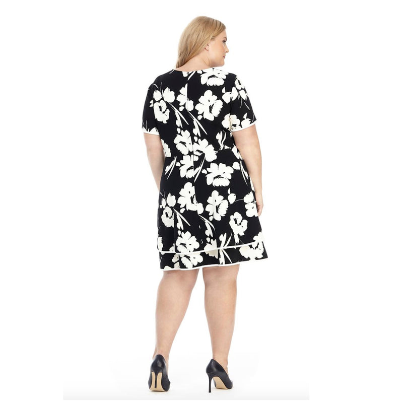 Piper Fit and Flare Dress - Misses Sizing