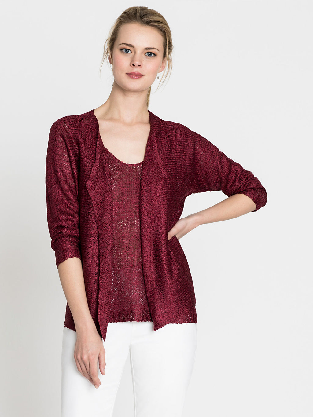 Rhythm of the Road Cardigan by NIC+ZOE