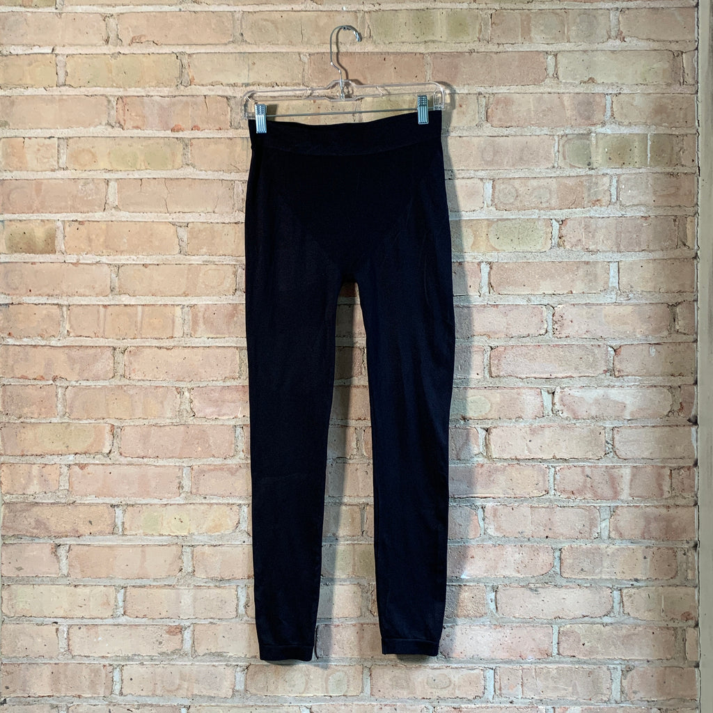 Miracle Leggings, Black - Extra Long, One Size