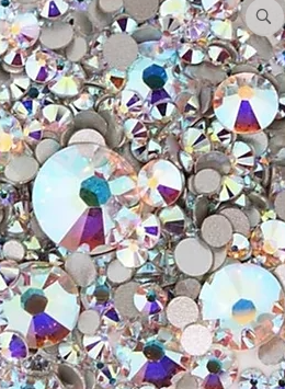 Swarovki Crystals AB (Mixed size 20 Count)