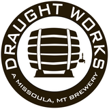 draught works brewery logo