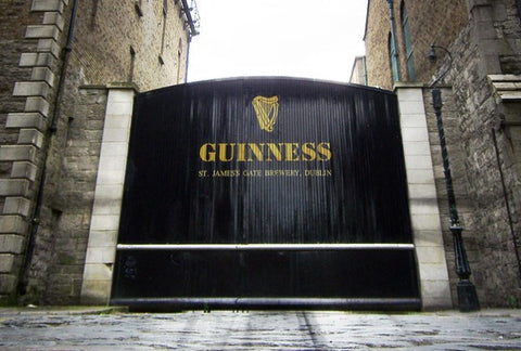 The Guinness headquarters