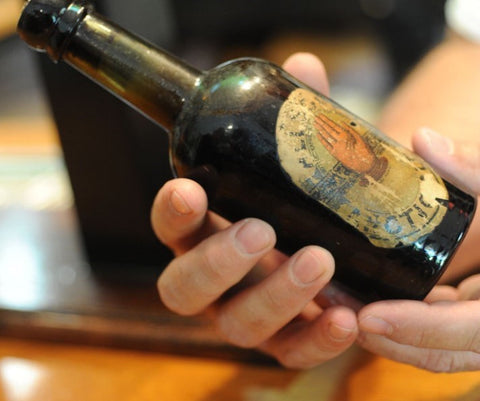 Oldest beer brewed for an Arctic expedition way back in 1875