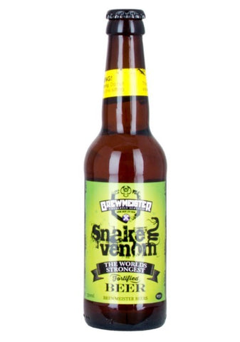 Strongest beer in the world