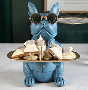The Bulldog - Cup Tray