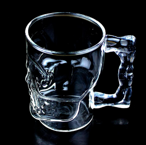 The Skeleton Chief - Beer Mug