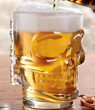 Load image into Gallery viewer, The Skeleton Chief - Beer Mug