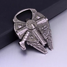 Load image into Gallery viewer, Millennium Falcon - Bottle Opener